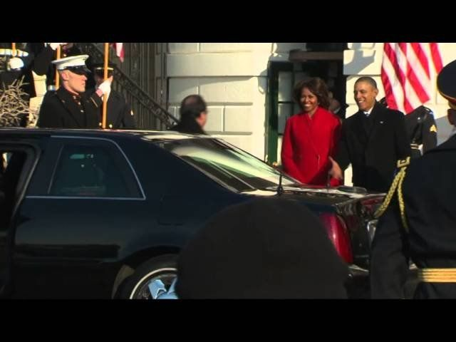 Raw: Obama welcomes French president to White House