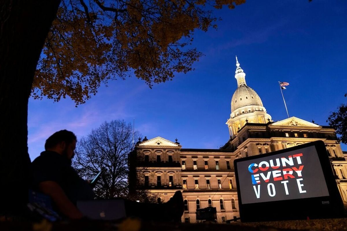 Michigan County Fails to Certify Vote, Stalling Outcome
