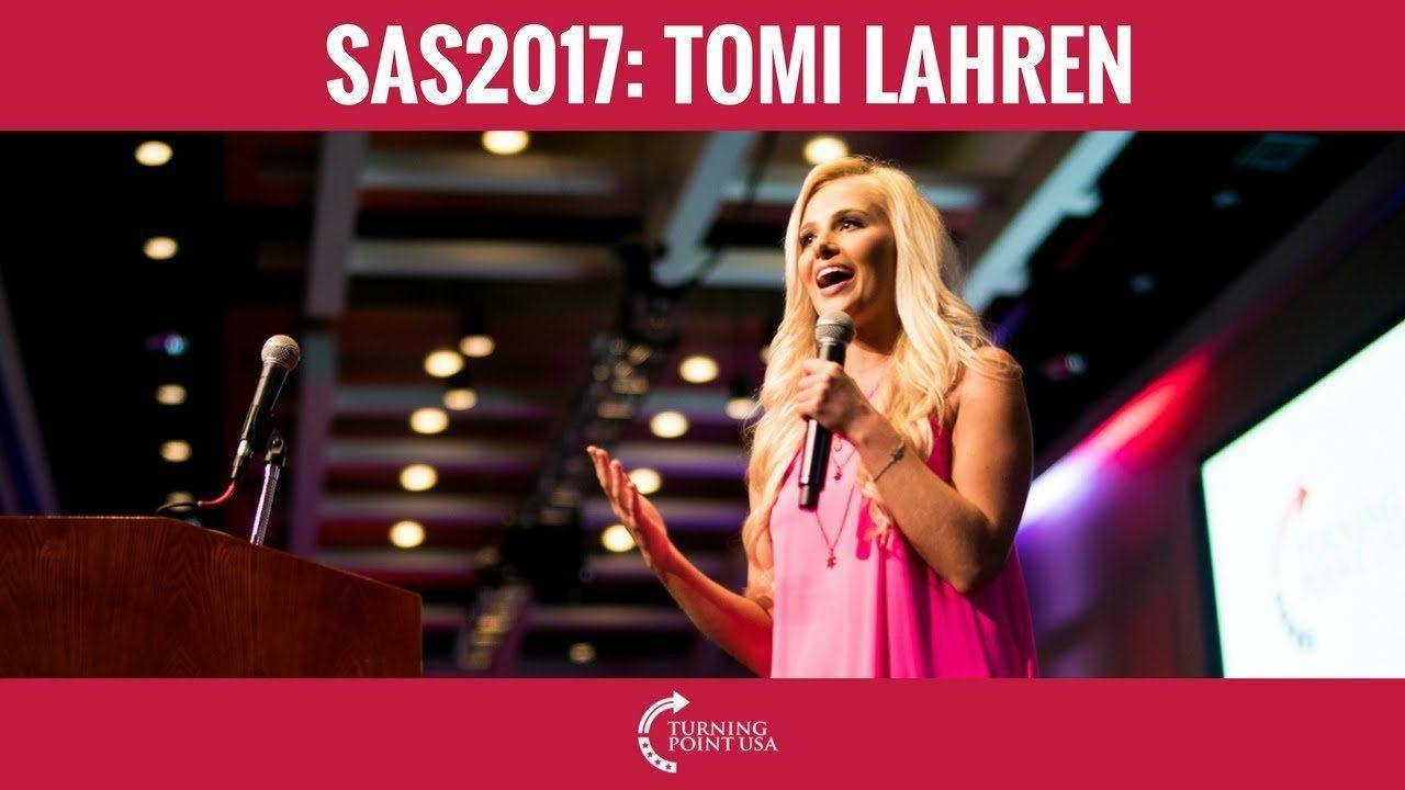 SAS2017: Tomi Lahren