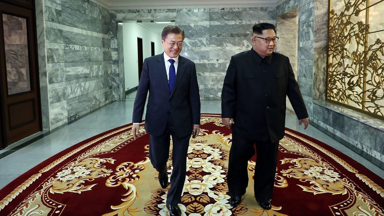 North Korea rejects talks with South Korea