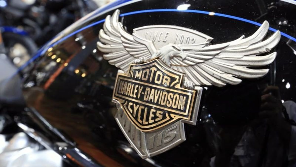 Trump's Harley Boycott Call Roils Wisconsin Primary