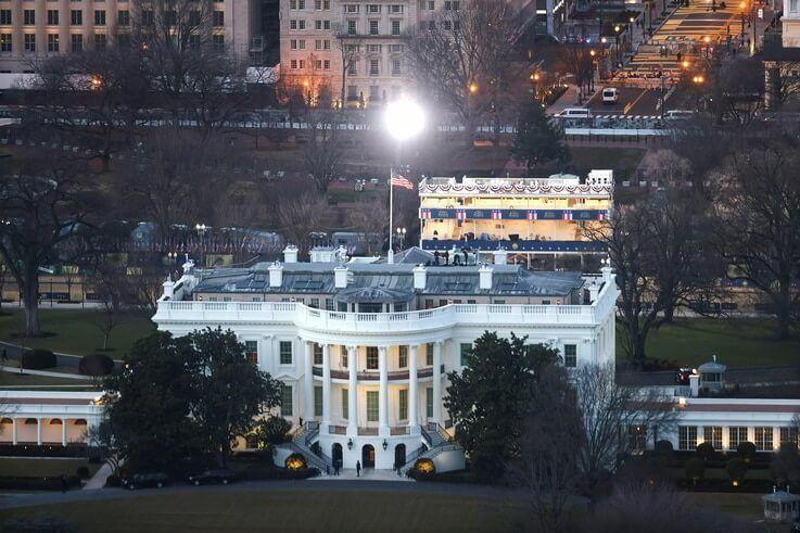 Preparations ahead of U.S. President-elect Joe Biden's inauguration, in Washington