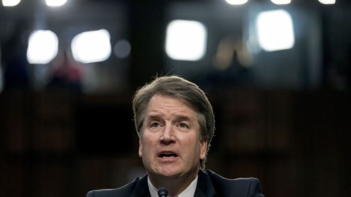 Senate Committee Probes New Allegations Against Supreme Court Nominee