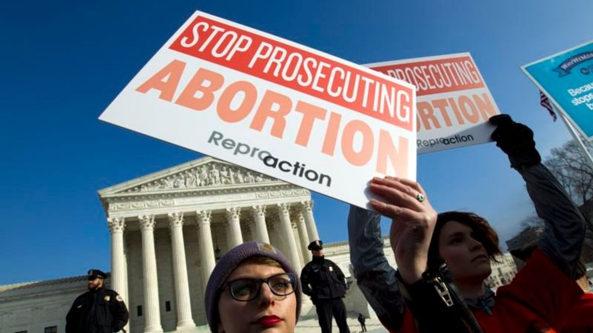 AP Explainer: Court Fight Ahead Over Abortion Rights