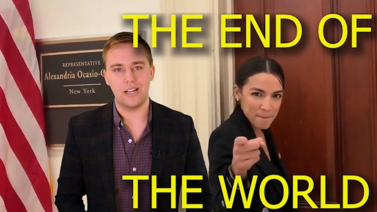 Dems Say The World Will End… Again