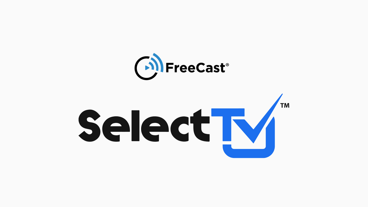 FreeCast Adds Real America's Voice to SelectTV