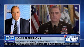 General Milley has set a dangerous precedent if his actions are not brought to justice