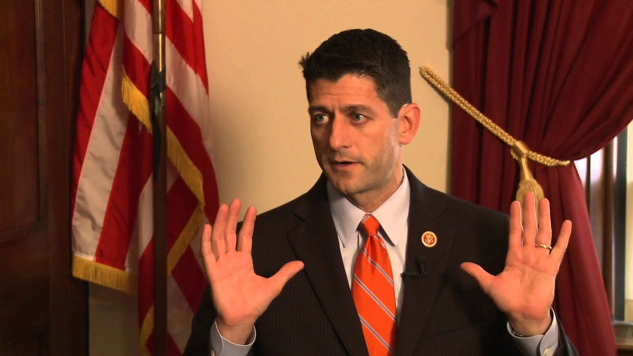 Dialogue with Philip Klein: Paul Ryan