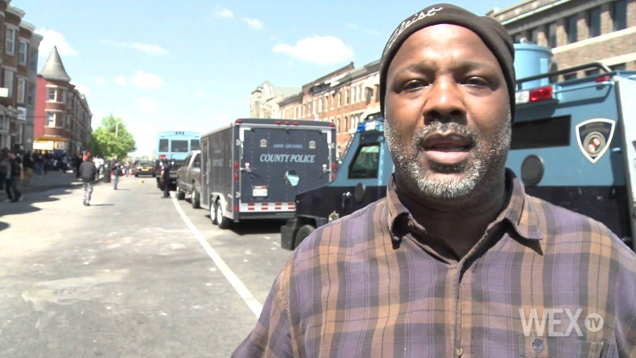 Devastated by riots, Baltimore begins cleanup efforts