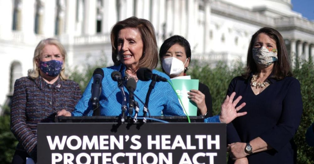 House passes legislation protecting abortion rights