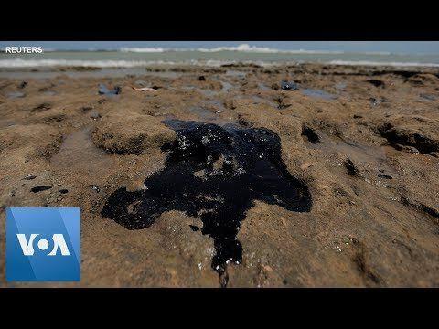 Mysterious Oil Spills Blot More Than 130 Beaches in Brazil