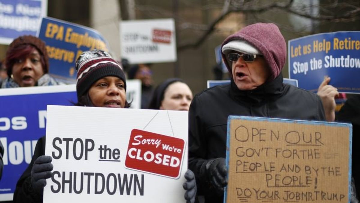 Q&A: How the Government Shutdown Might End