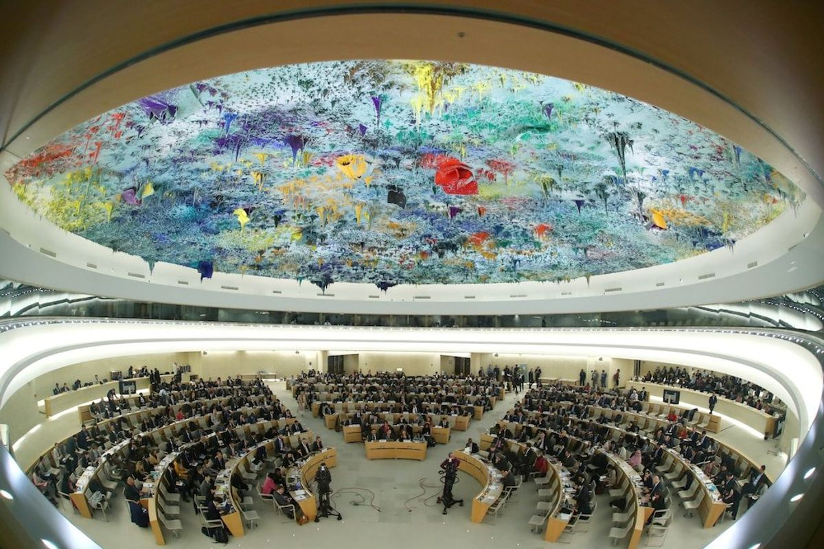 US Will Seek Seat on UN Human Rights Council