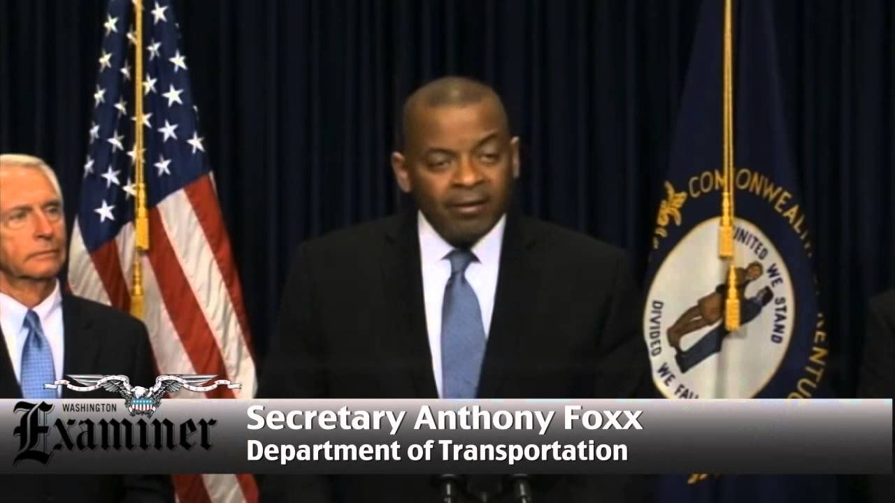 Anthony Foxx takes transporation funding fight to Kentucky