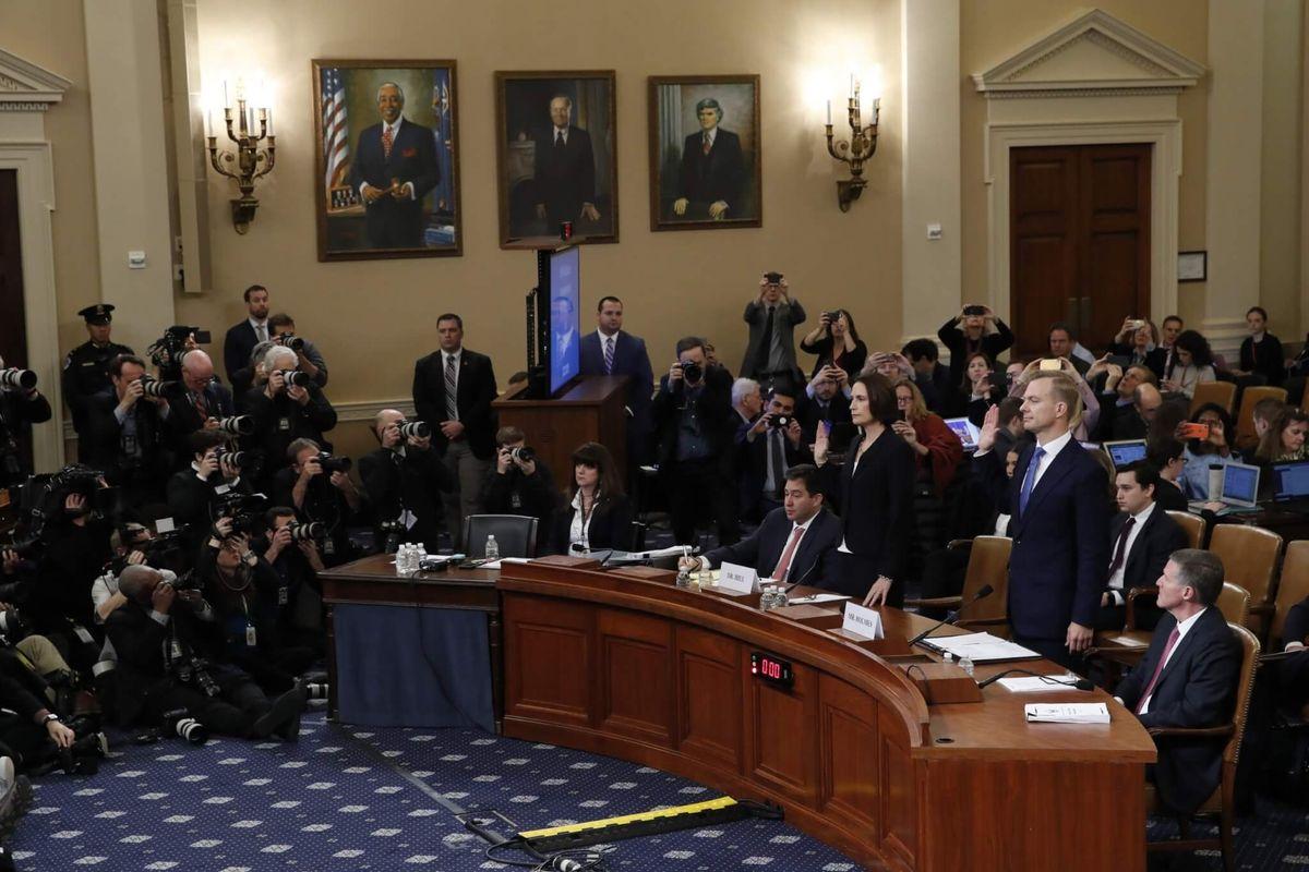 Impeachment Battle Mirrors US Political Divide