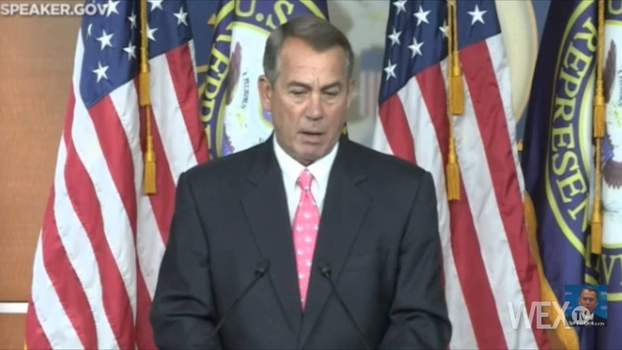 Boehner on 'Doc Fix': I'm optimistic