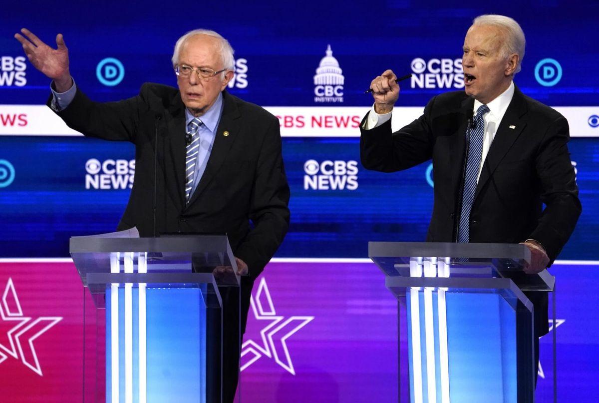 Debate Questions: Biden, Sanders Are Finally to Meet 1-on-1