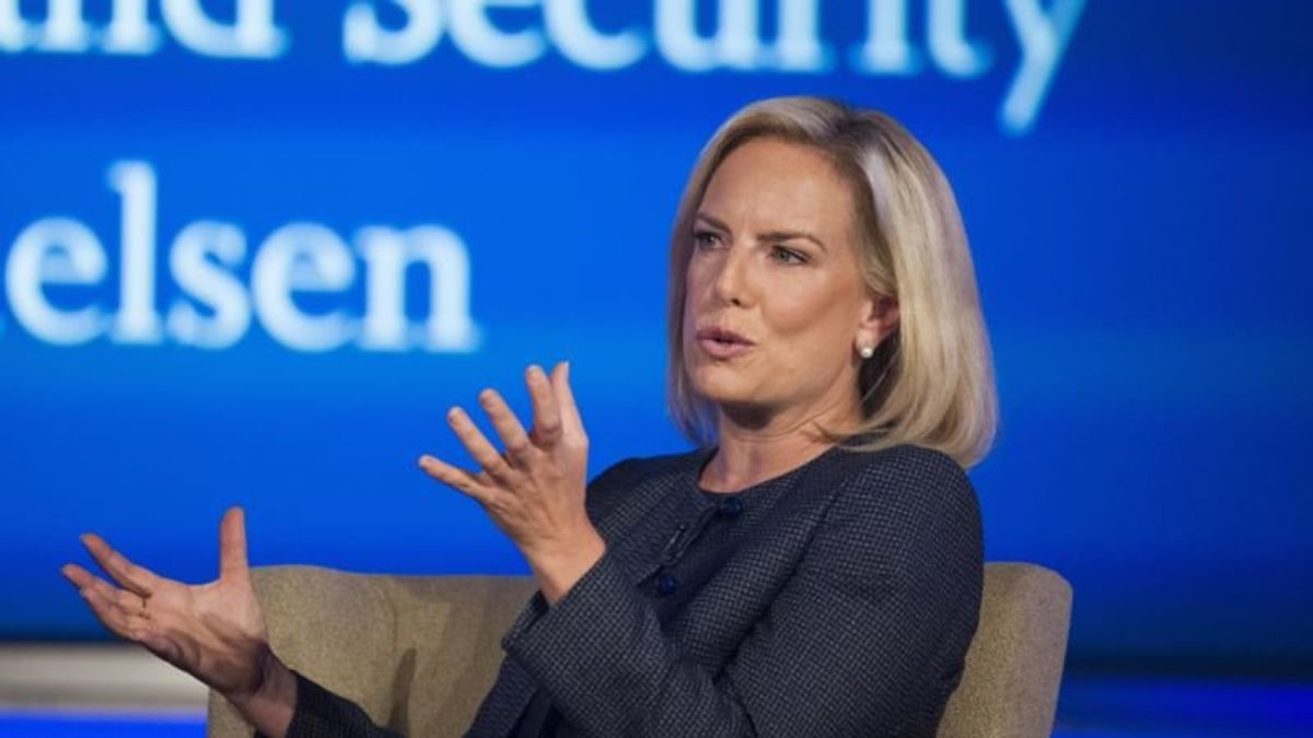 Nielsen: Election Security Among Biggest Security Threats