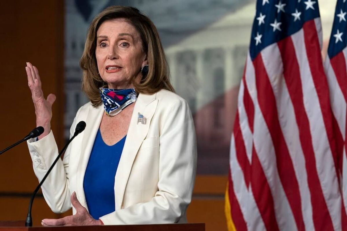 House Democrats Pass Partisan COVID Bill; Relief Talks Drag