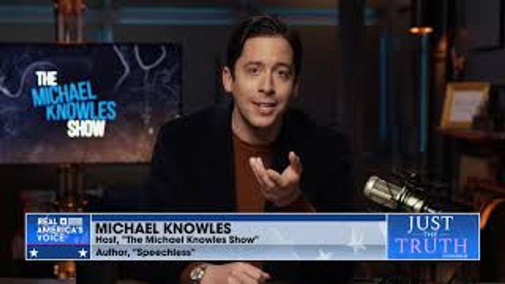 """Michael Knowles on the Left's reaction to Elon Musk flashing the """"ok"""" hand sign on SNL"""