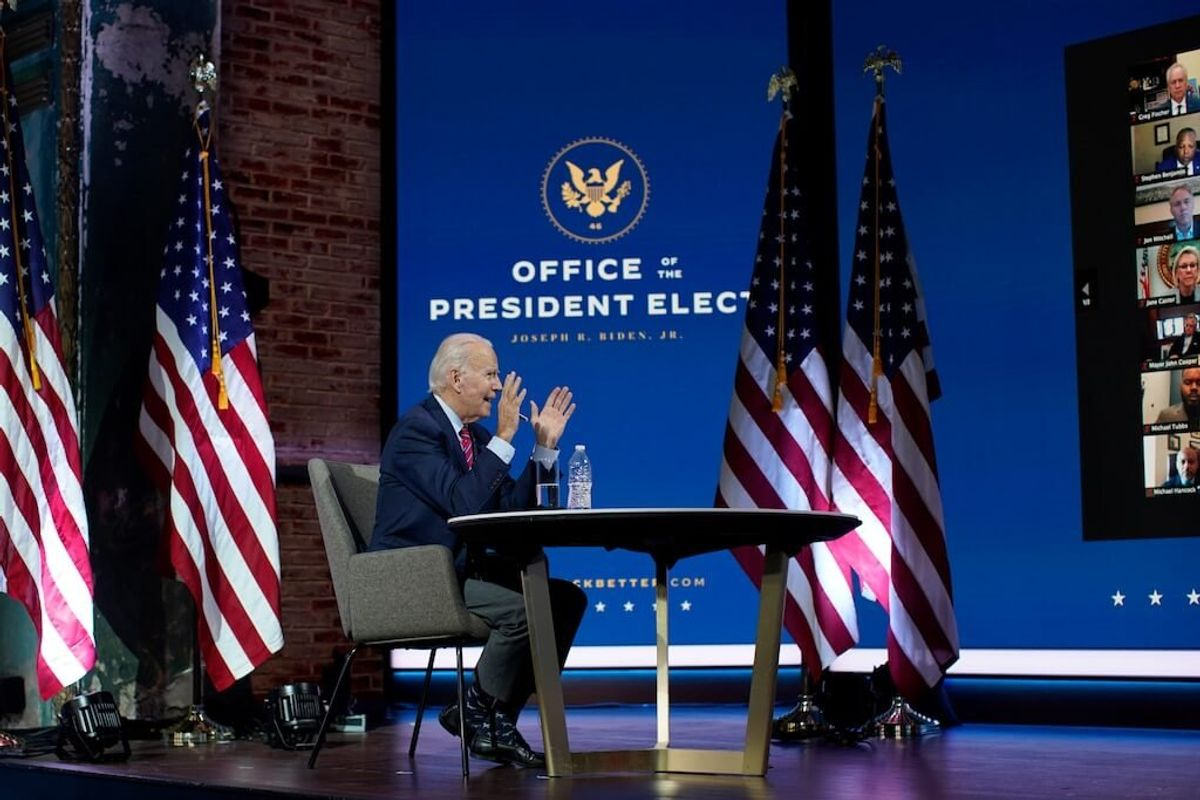 What Resources Does the Biden Transition Get?