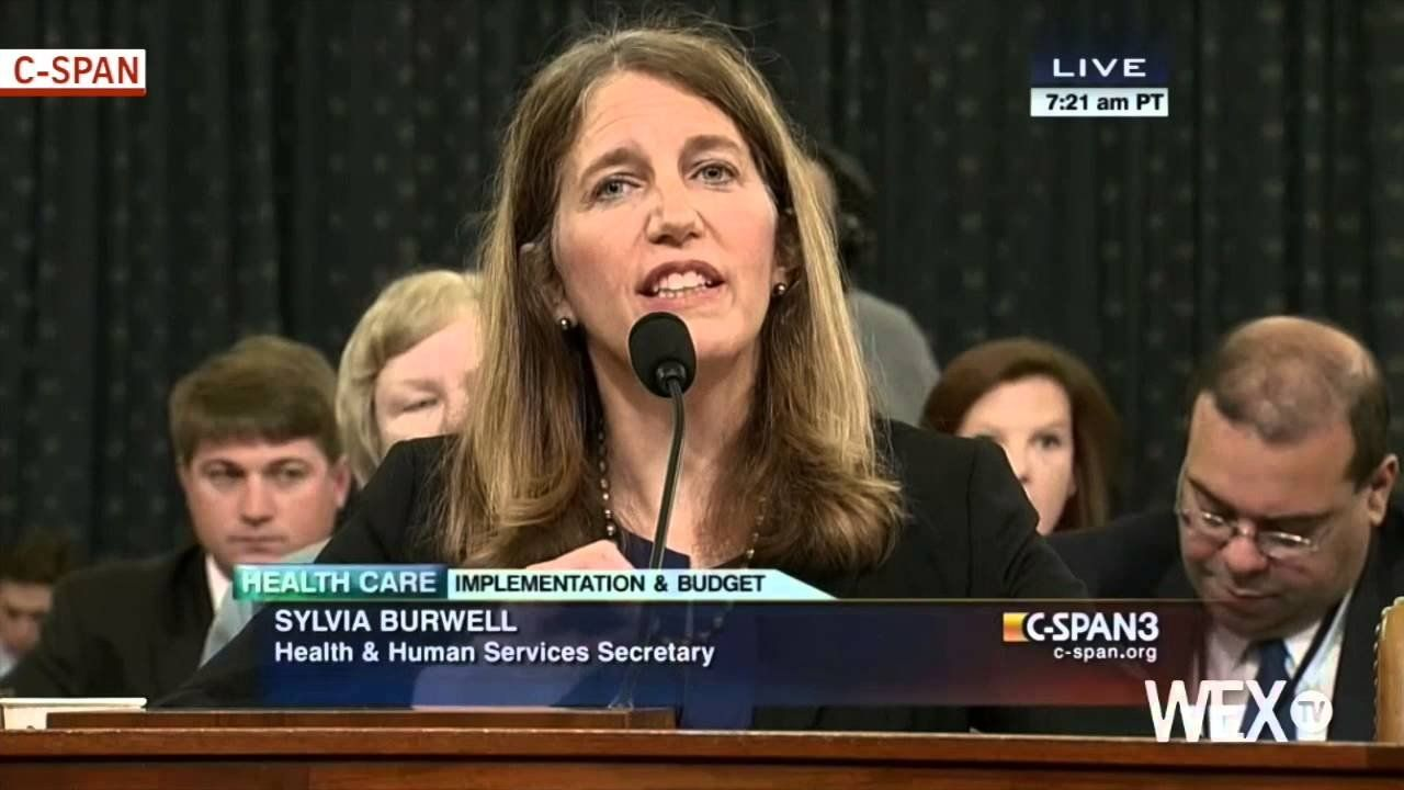 Burwell ducks Obamacare subsidies question