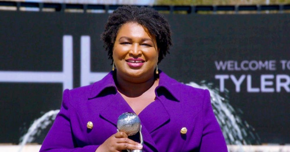 Raynard Jackson says that Stacey Abrams does not represent the black community