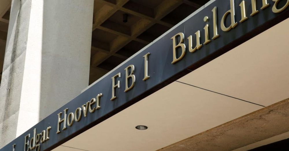 Top FBI official had romantic relationship with subordinate allowed to 'disrupt workplace,' report