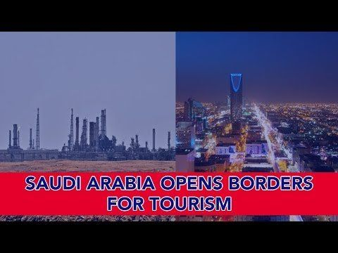 Is Saudi Arabia A New Vacation Spot?