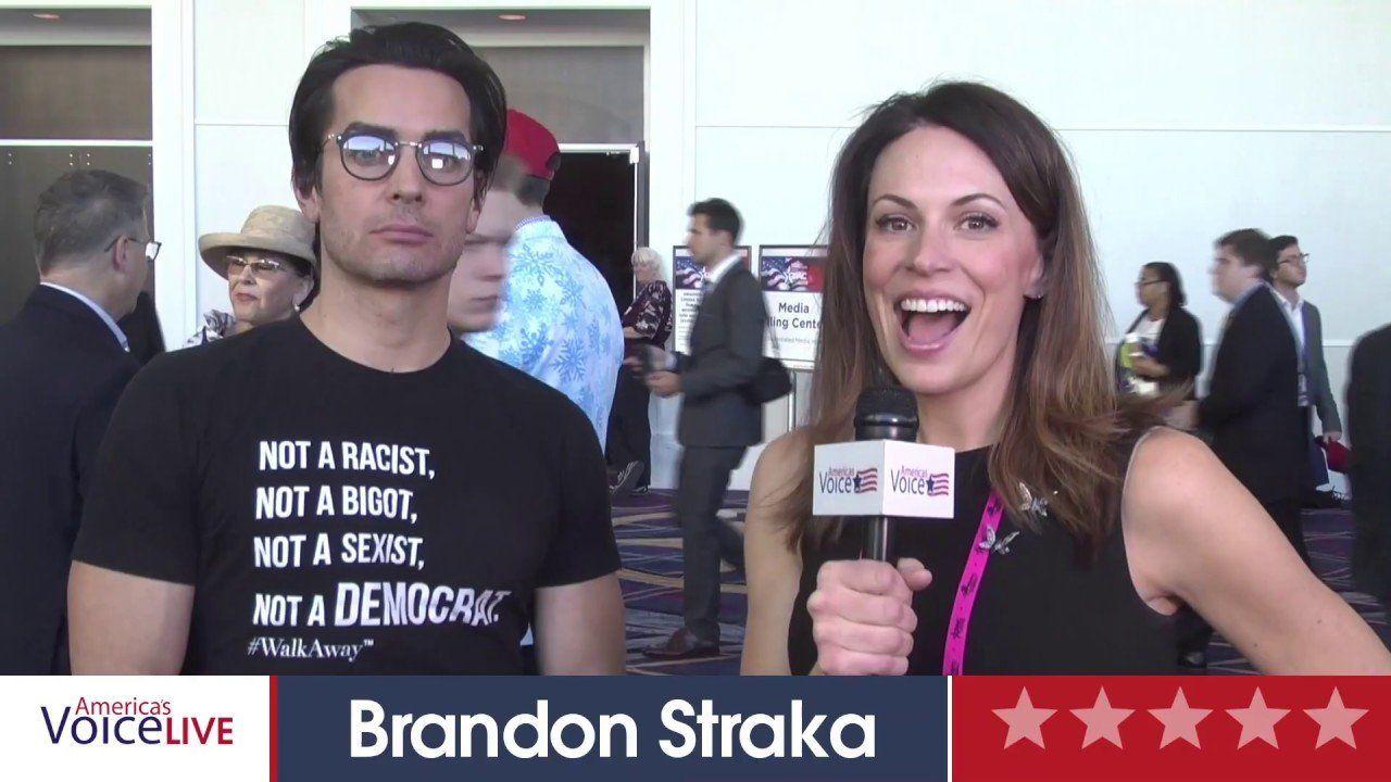 Brandon Straka Full Interview CPAC 2019