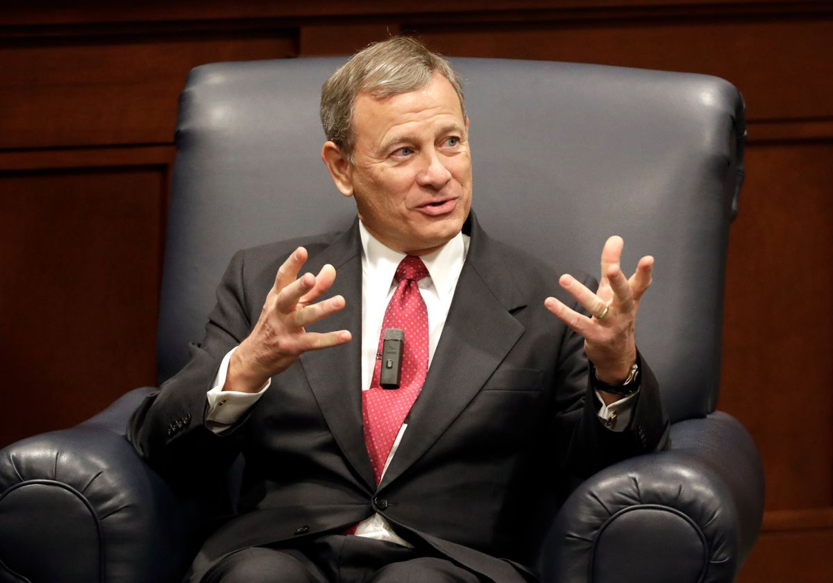 US Supreme Court Not Politicized, says Chief Justice Roberts