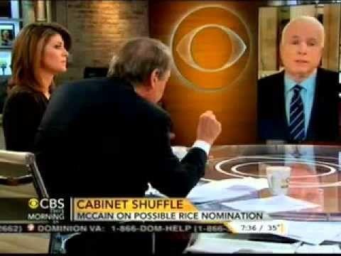"John McCain: Susan Rice ""not very bright"" on Benghazi response"