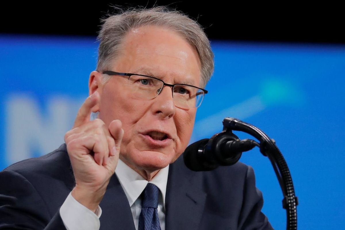 NRA Tax Filing: Embattled CEO Earned About $2 Million in 2018