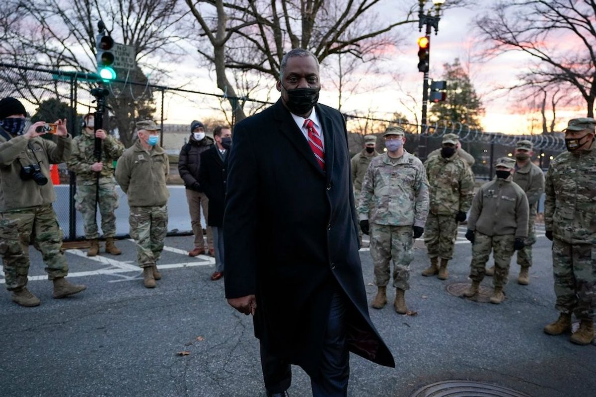 Pentagon Chief Purges Defense Boards; Trump Loyalists Out