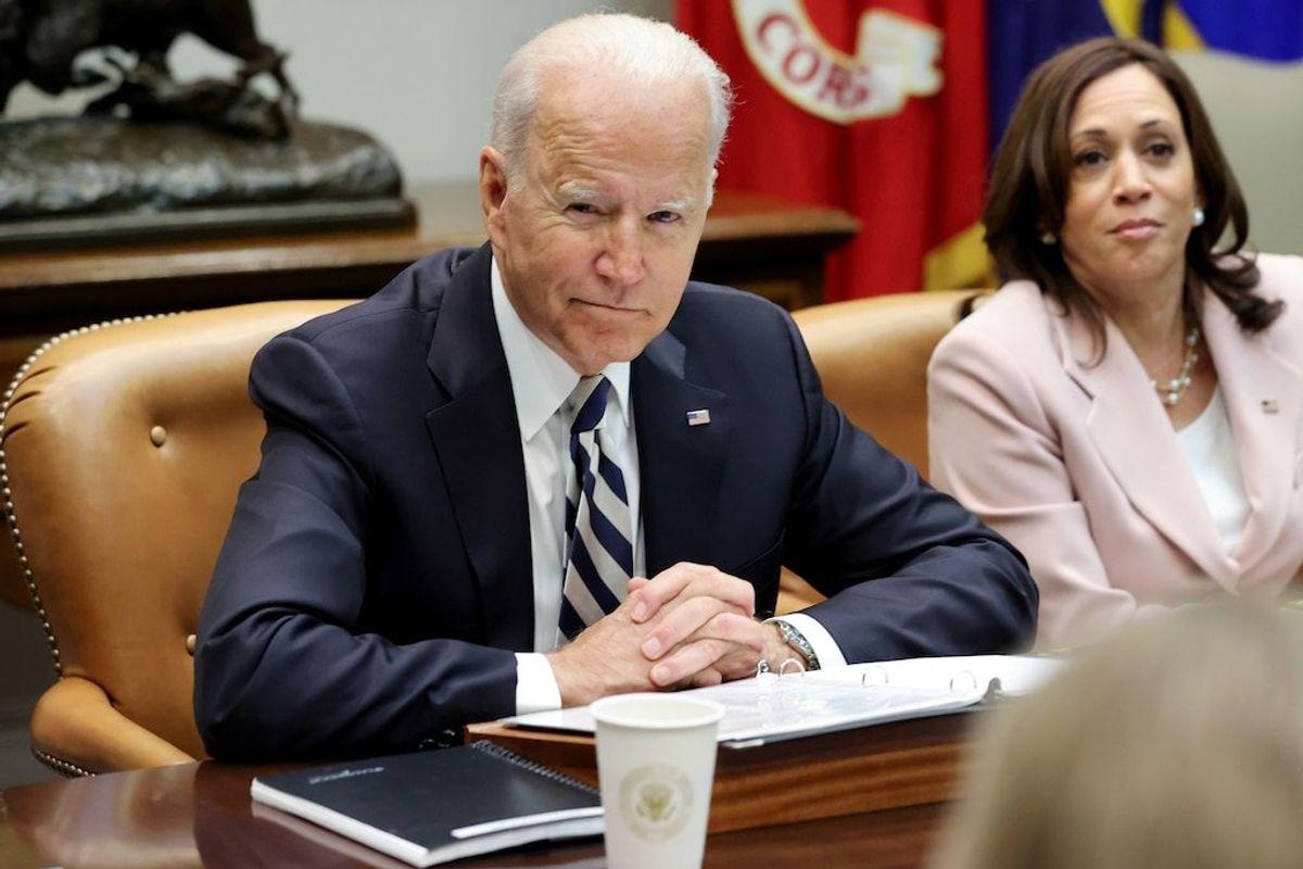 Biden Backs $3.5 Trillion Spending Plan; Republicans Blast Massive Package
