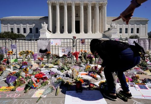 US Mourners to Bid Supreme Court Justice Ruth Bader Ginsburg Farewell
