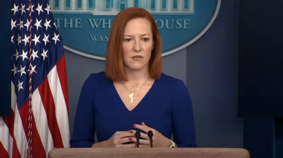 03/03/21: Press Briefing by Press Secretary Jen Psaki