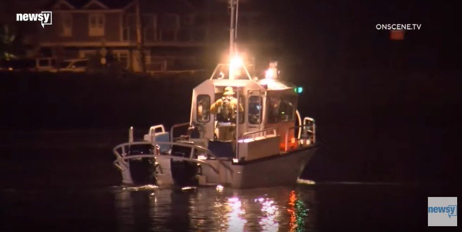 At least 20 bodies found after Calif. boat fire