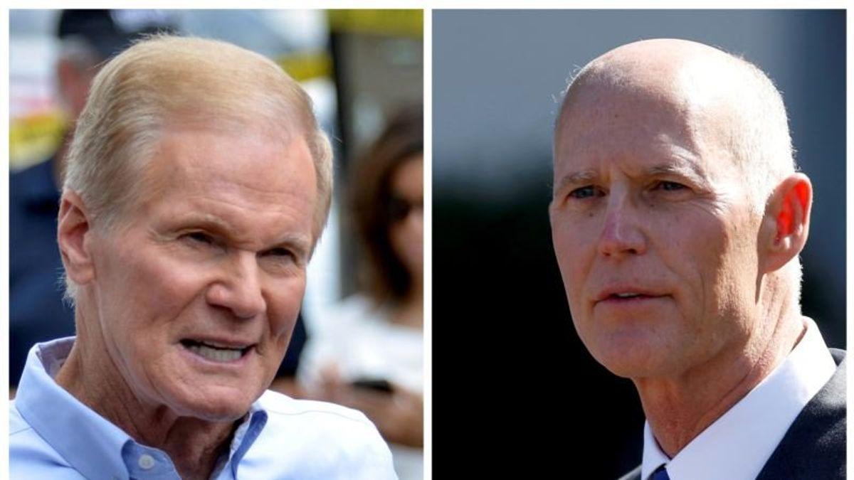 US Senator Nelson's Campaign Calls for Recount in Florida Race