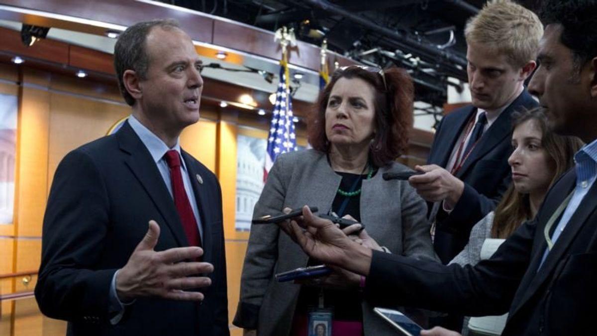 Top House Democrats Raise Prospect of Impeachment, Jail for Trump
