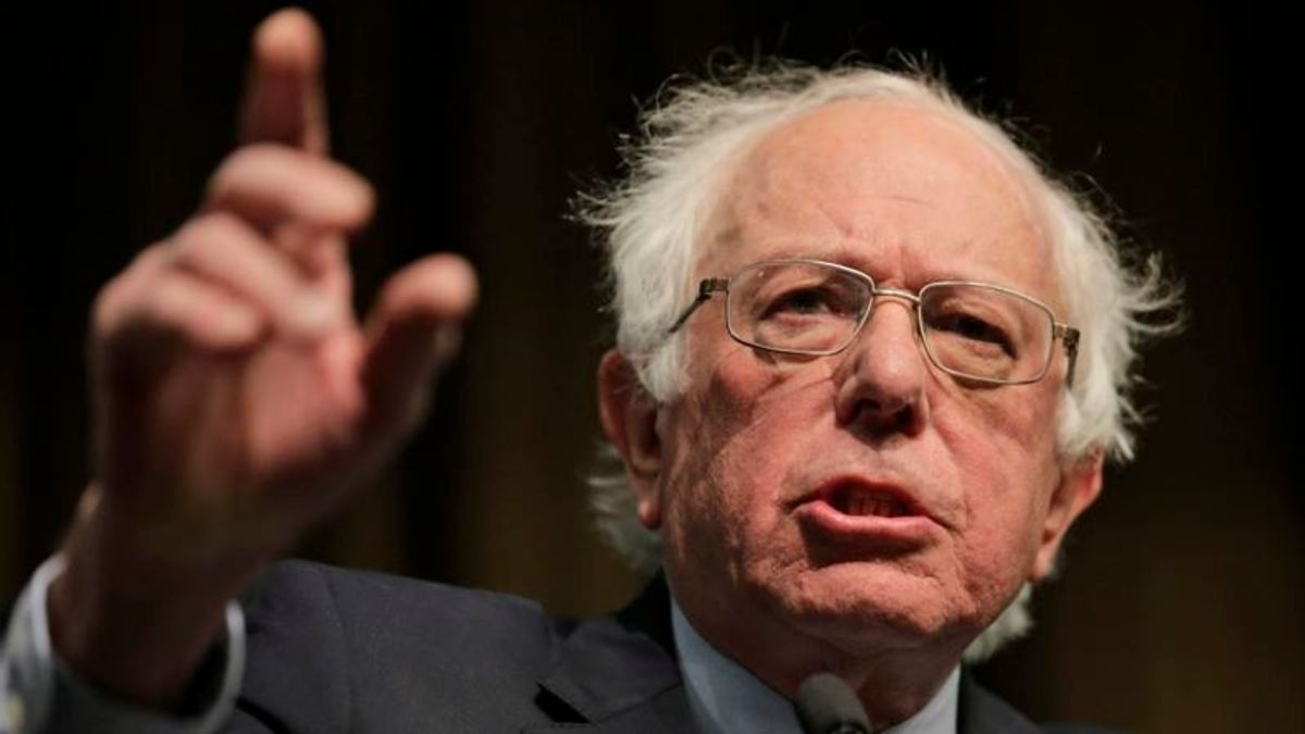 Sanders Planning Rallies in Wisconsin, Michigan, Pennsylvania
