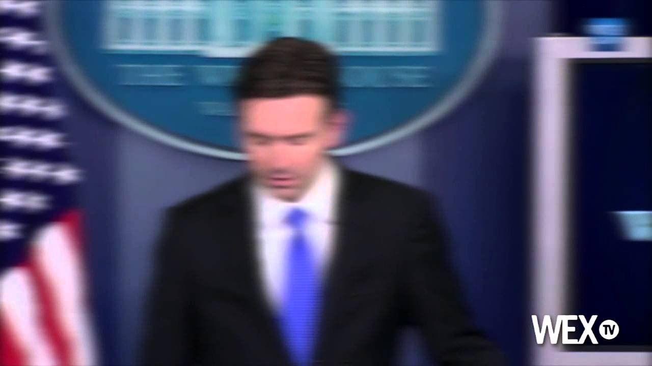 White House responds to Jerusalem attacks