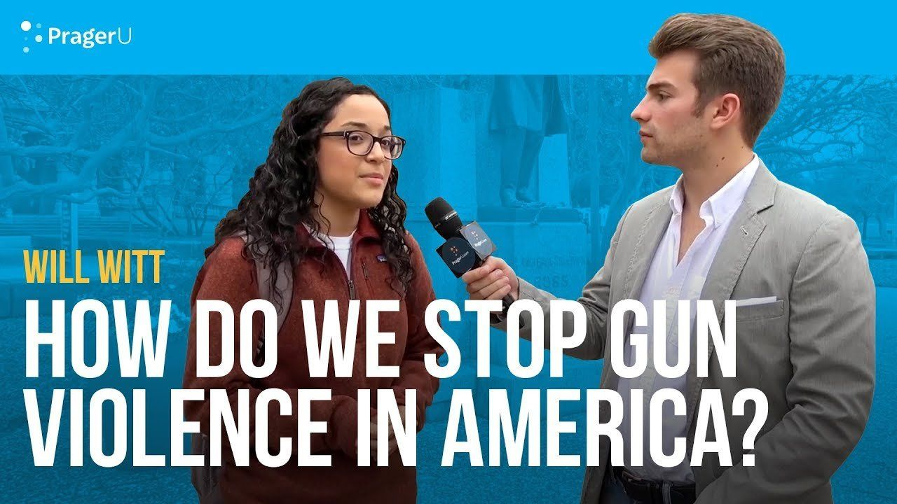 How Do We Stop Gun Violence in America?