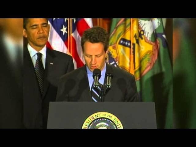 Timothy Geithner memoir: Suggested Hillary Clinton as successor