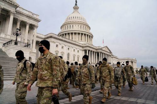 Security Increased as Washington Mayor Discourages People from Attending Inauguration
