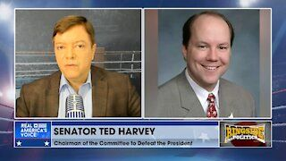 """""""I think there's a very good chance he could be compromised."""" - Former CO State Sen. Ted Harvey"""