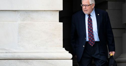 Recently retired  Wyoming GOP Sen. Enzi dies after bicycle accident