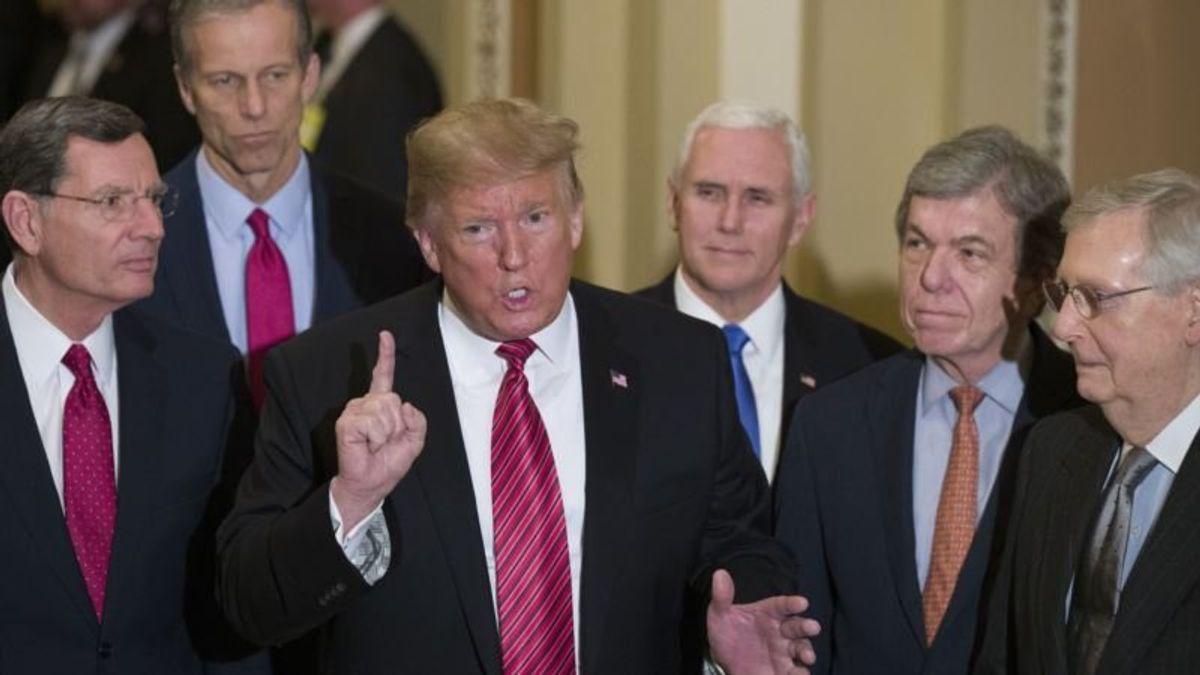 Political Pressure Leaves Little Room for Resolving Shutdown