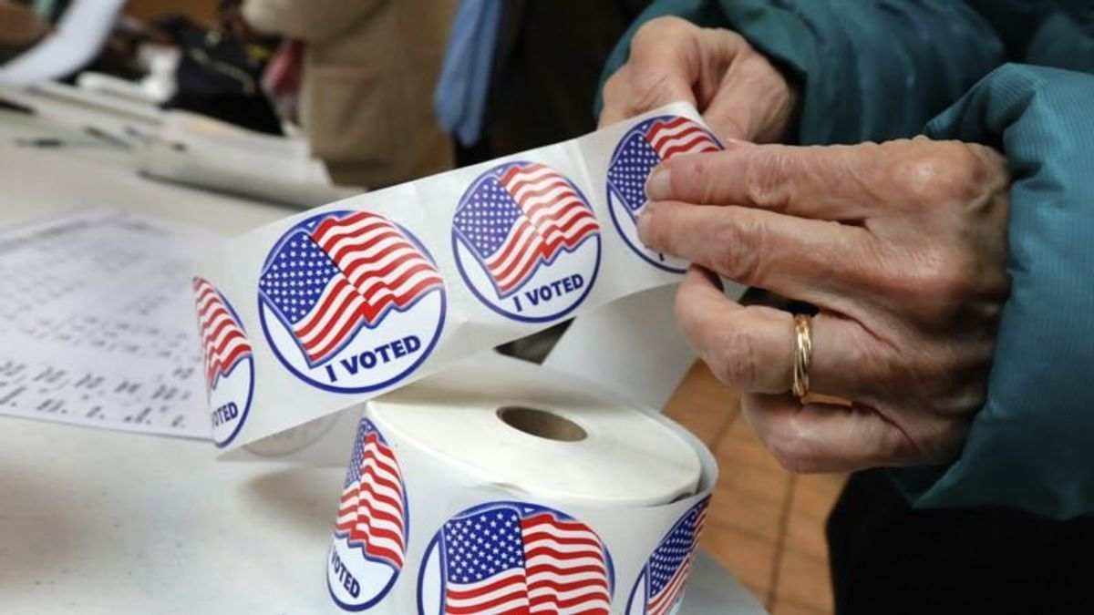 In US, November National Elections Have Long History
