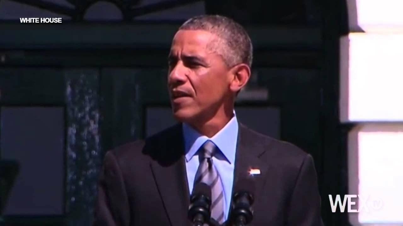 President Obama, Bill Clinton mark 20th anniversary of AmeriCorps